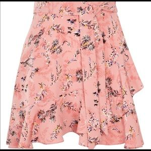 🇨🇦 NWT Topshop Floral Skirt